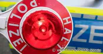 Polizei beendet Drogenfahrt zwischen Usingen und Neu-Anspach - Usinger Anzeiger