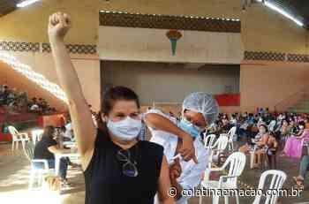 Colatina finaliza vacinação de professores da rede básica de ensino - Colatina em Ação