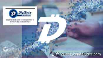 Digibyte (DGB) Core wallet Submitted to Microsoft App Store and More - The Cryptocurrency Analytics