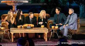 Série - La RTS diffusera Friends: The Reunion - 20 Minutes