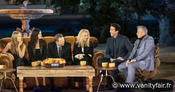 « Friends : The Reunion » et la mélancolie du temps qui passe - Vanity Fair France