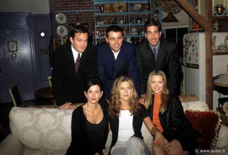 """""""Friends The Reunion"""" bientôt sur TF1, on a la date, et des surprises ! - Public.fr"""