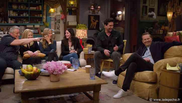"""""""Friends: The Reunion"""" : 5 choses que vous ne saviez pas sur la série culte - LaDepeche.fr"""