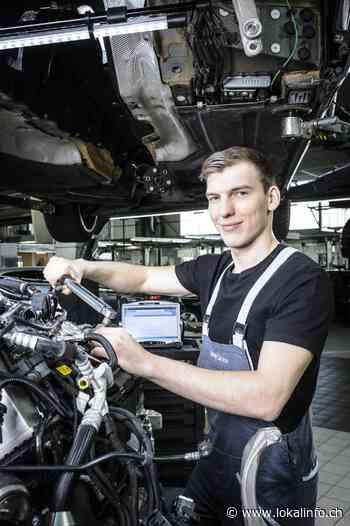 Lehre als Automobil-Mechatroniker ist bei Jungen beliebt - Lokalinfo