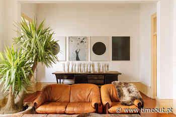 LX Lapa: caça ao tesouro de peças de mobiliário do séc XX, plantas e arte - Time Out