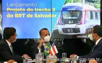 Lapa-Itaigara: prefeito anuncia autorização para obras do trecho 2 do BRT - Jornal Correio