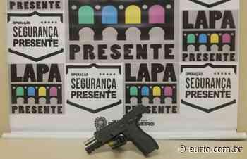 Policias do Lapa Presente prendem criminoso que roubou e matou homem - Eu, Rio!