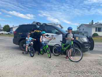 Sioux Lookout promote safe cycling - DrydenNow.com