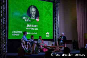 Cerrito Forum invita a repensar una sociedad sin pobreza - La Nación.com.py