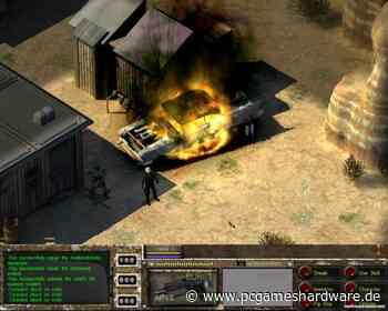 Fallout: New Vegas - Eingestelltes Fallout Van Buren als Mod-Remake - PC Games Hardware
