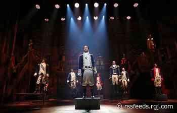 'Hamilton' comes to Reno, kicks off Pioneer Center's Broadway season