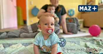 Babyglück in Rathenow: Wieder mehr Kinder in Krabbelgruppen erlaubt - Märkische Allgemeine Zeitung