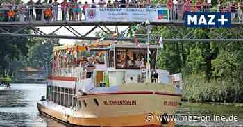Sonderausgabe des Heimatkalenders widmet sich der Schifffahrt in Rathenow - Märkische Allgemeine Zeitung