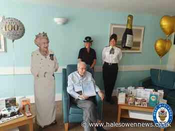 Retired Sandwell police chief turns 100 - Halesowen News