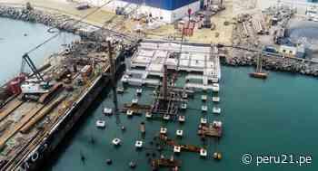 Logran 80% de avance en modernización del Puerto de Salaverry con shock de inversiones de S/400 millones - Diario Perú21