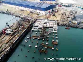 Salaverry Terminal Internacional de Perú logra 80% de avance en obras de modernización - MundoMaritimo.cl