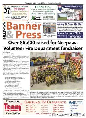 Friday, June 4, 2021 Neepawa Banner & Press - myWestman.ca