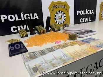 Polícia Civil apreende quase 150 munições em Sapiranga; um homem é preso - Jornal Repercussão