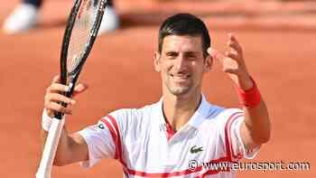 LIVE UPDATES & STANDINGS Novak Djokovic - Pablo Cuevas - Roland-Garros men - 3 June 2021 - Eurosport COM