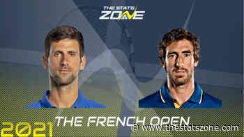2021 French Open Second Round – Novak Djokovic vs Pablo Cuevas Preview & Prediction - The Stats Zone