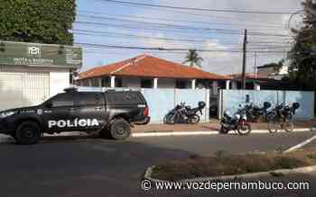 Drogas foram apreendidas e cinco pessoas detidas em Carpina - Voz de Pernambuco