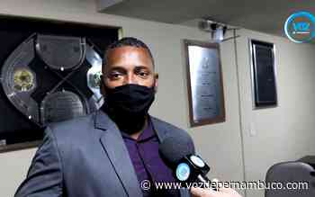 Marcelo Ferreiro solicita saneamento em Rua do Loteamento Três Marias, em Carpina - Voz de Pernambuco