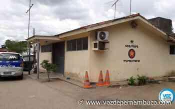 Jovem foi detido com drogas em Carpina - Voz de Pernambuco