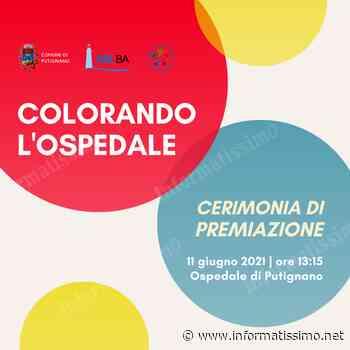 """Putignano - Premiazione del contest """"Colorando l'Ospedale"""" - Putignano Informatissimo"""
