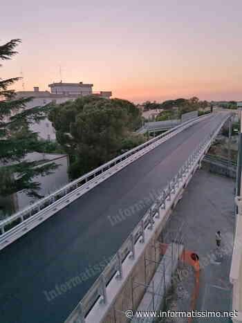 Putignano – Riapre al traffico il ponte di Via Conversano. Ma i lavori non sono ancora terminati - Putignano Informatissimo
