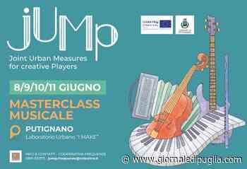 """Putignano, al via la """"Master Class"""": quattro giorni di lezioni per giovani musicisti pugliesi - Giornale di Puglia"""