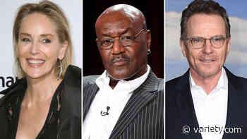 Sharon Stone, Delroy Lindo, Bryan Cranston to Serve on Tribeca Film Festival Jury - Variety