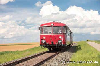 Volkach: Ab Sonntag rollt die Mainschleifenbahn wieder - inFranken.de
