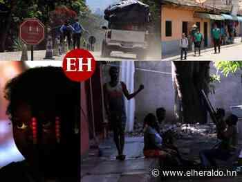 Pedir en la calle o suplicar clemencia, no es lo mismo ser migrante en Choluteca que en Trojes - Diario El Heraldo - ElHeraldo.hn