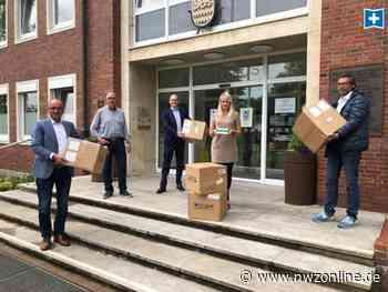 Kindergärten in Rastede und Wiefelstede: Unternehmen spenden 5000 Lolli-Tests - Nordwest-Zeitung