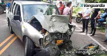 Video: Grave accidente se registró este viernes en la vía Socorro - San Gil - Vanguardia