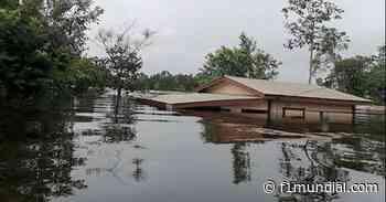 Las graves inundaciones en Guyana generan un gran esfuerzo de socorro - F1 Mundial