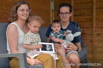Marijn en Nathalie nemen deel aan sponsorloop voor overleden zoontje Mathis