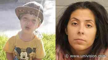 Llega a la cárcel del condado Harris, Theresa Balboa, acusada en el caso del niño Samuel Olson - Univision