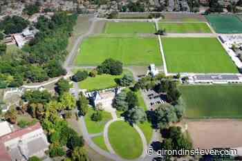 Le centre d'entraînement des Girondins de Bordeaux, le Haillan, estimé à 15 millions d'euros - Girondins4Ever