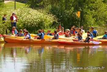 Balade poétique en kayak Base nature mercredi 16 juin 2021 - Unidivers