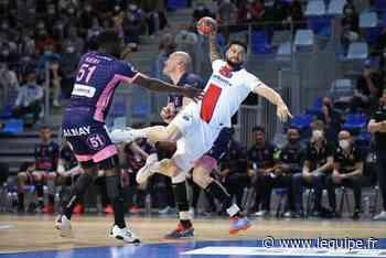 Paris s'impose à Cesson-Rennes et s'adjuge un huitième titre de champion - L'Équipe.fr