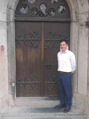 Benny Reynaerts wordt vanaf juli de nieuwe pastoor in Nieuwerkerken