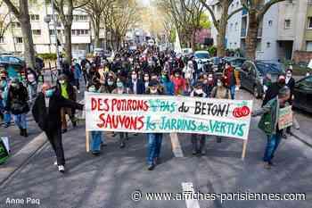 """JO Paris 2024 : vers une """"occupation"""" des jardins ouvriers d'Aubervilliers ? - Affiches Parisiennes"""