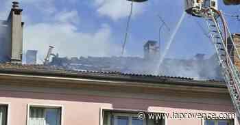 Incendie du 17 mai à Digne-les-Bains : la galère des sinistrés dans un immeuble sans toit - La Provence