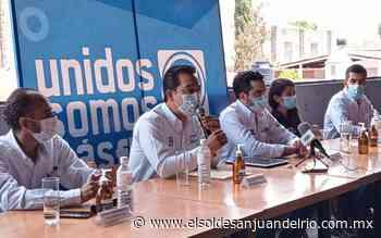 PAN augura buen resultado en Tequisquiapan - El Sol de San Juan del Río