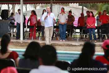 Cierra campaña Juan Carlos Martínez en Tequisquiapan y Tolimán - Update México