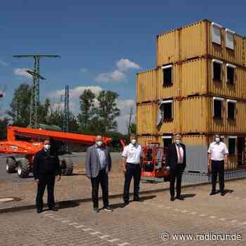 Trainingsgelände in Kreuzau Stockheim wird gebaut - radiorur.de