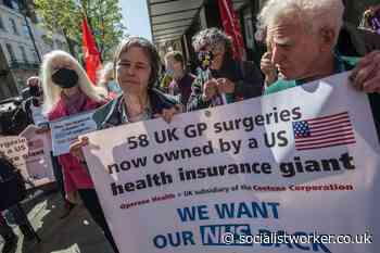 Tower Hamlets GPs won't comply with Tory plan to share patient data with corporations - Socialist Worker