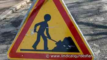 Le Département effectue des travaux de réfection des routes autour d'Hazebrouck et de Bailleul - L'Indicateur des Flandres