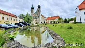 Altenmarkt: Kloster Baumburg ein Ausflugstipp bei jedem Wetter - chiemgau24.de